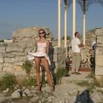 Photos femmes nues bronzees