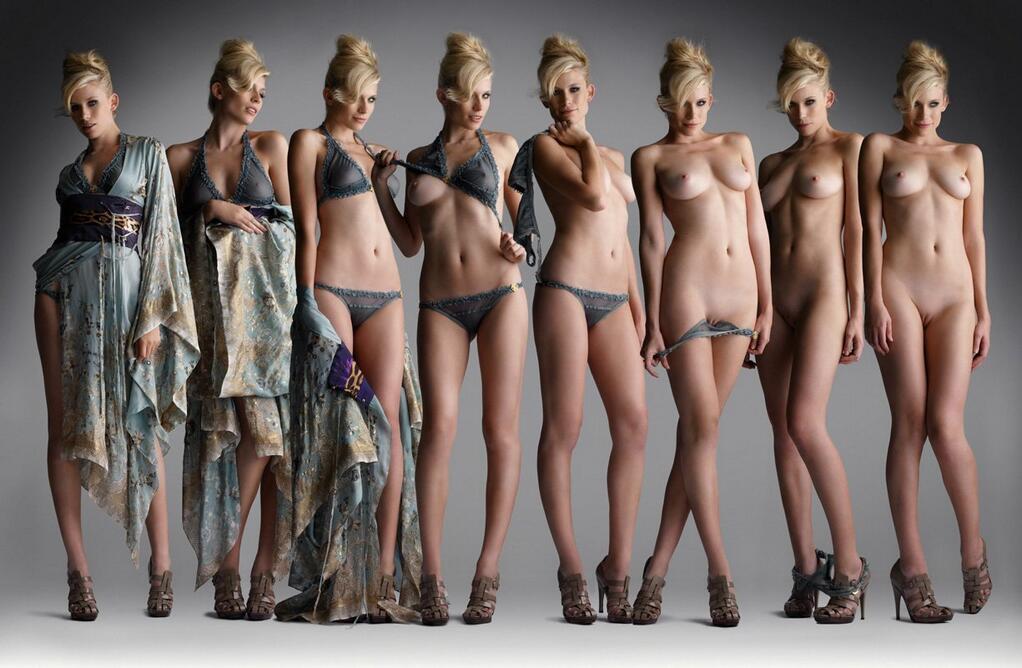 фото ню моделей девушек