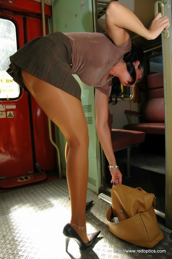 Sexy Dans Bus 65